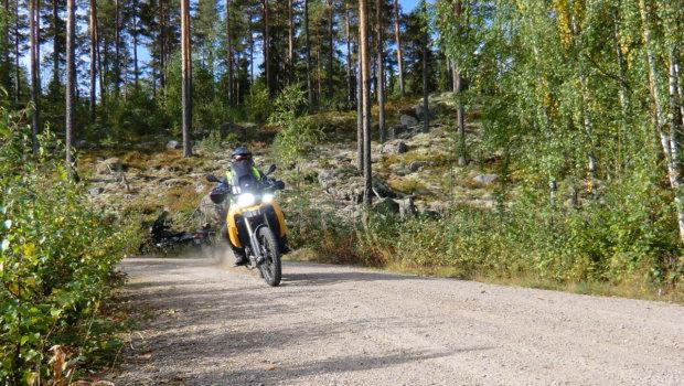 BMW GS Treff Norwegen 2013 Sascha Duus